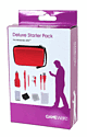 GAMEware 3DS XL Deluxe Starter Pack - Red Accessories