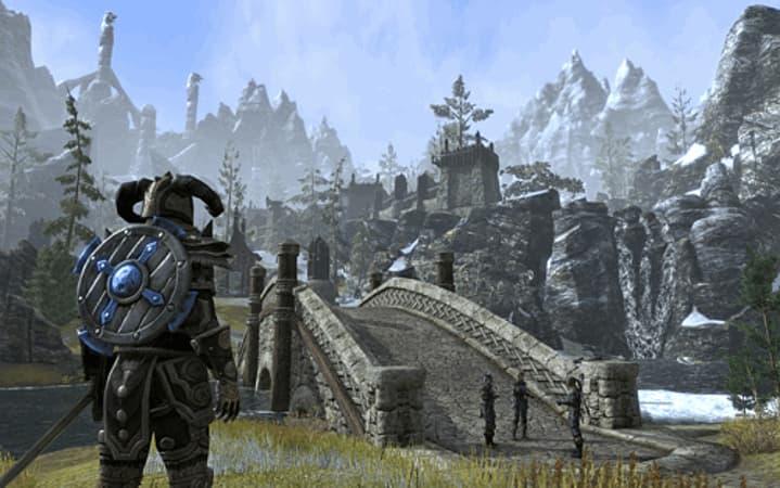 The Elder Scrolls Online Preview for PC at GAME