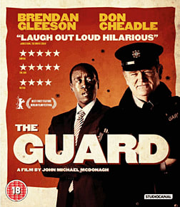 The GuardBlu-ray