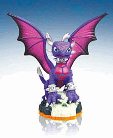 Cynder - Skylanders Giants CharacterToys and Gadgets
