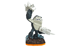 Skylanders Giants Character Triple Pack - Eruptor, Stealth Elf, Terrafin screen shot 6