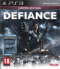 Defiance Limited EditionPlayStation 3Cover Art