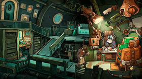 Chaos of Deponia screen shot 2