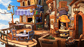 Chaos of Deponia screen shot 4