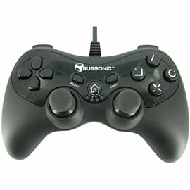 Subsonic Wired PlayStation 3 ControllerAccessories