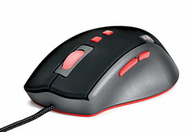 QPAD 5K LE Pro Gaming Lazer MouseAccessories