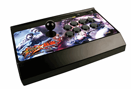 Street Fighter X Tekken Arcade FightStick PRO - Cross for PlayStation 3Accessories