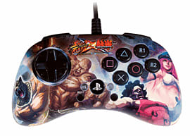 Street Fighter X Tekken FightPad SD - Poison for PlayStation 3Accessories