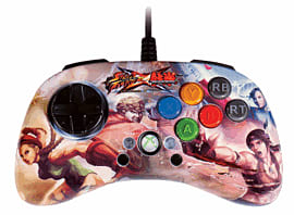 Street Fighter X Tekken FightPad SD - Chun Li for Xbox 360Accessories