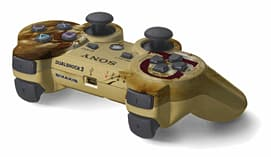 Dualshock 3 God of War Ascension Limited Edition PlayStation 3 Controller screen shot 1