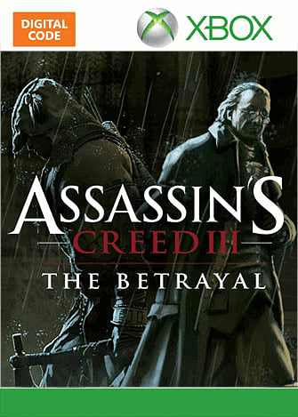 Assassin's Creed III The Tyranny of King Washington: The Betrayal for PC, PlayStation 3 and Xbox 360 at GAME