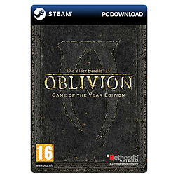 The Elder Scrolls IV: Oblivion Game of the Year Edition DeluxePC