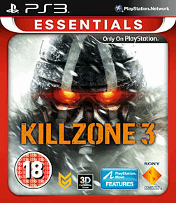 Killzone 3 (PS3 Essentials) for PS3
