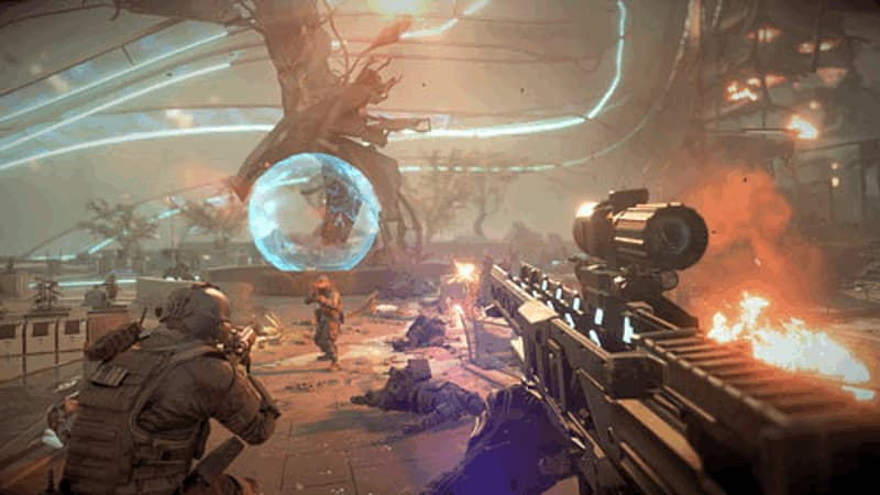 Killzone Shadow Fall on PlayStation 4 at GAME