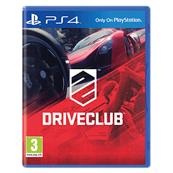 DriveClubPlayStation 4