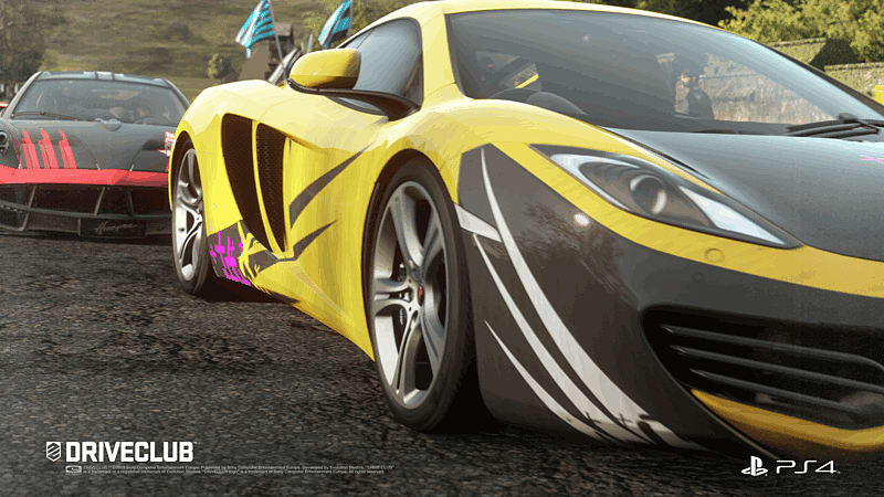 Buy DriveClub On PlayStation 4