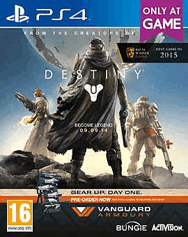 Destiny Review at GAME.co.uk