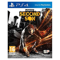 inFAMOUS: Second SonPlayStation 4