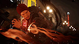inFAMOUS: Second Son screen shot 2