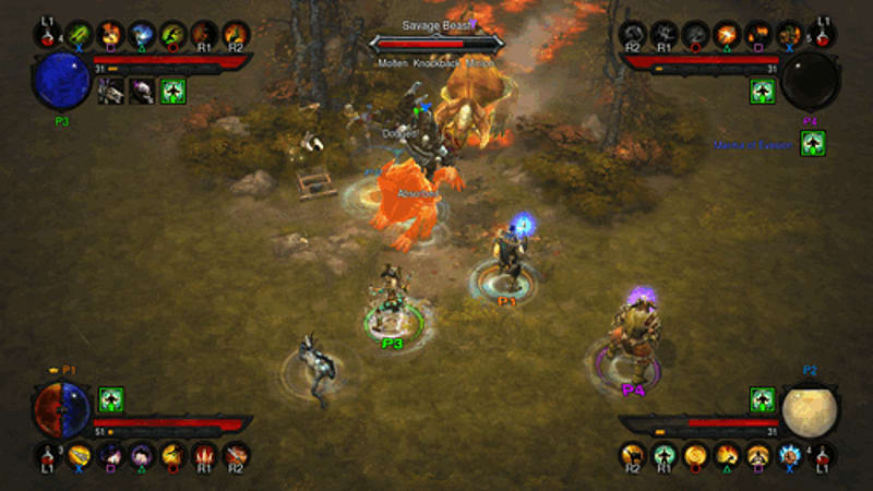 Diablo III on PlayStation 3 at GAME