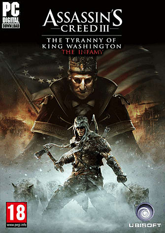 Assassin's Creed III The Tyranny of King Washington: The Infamy for PC, PlayStation 3 and Xbox 360 at GAME