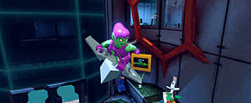 LEGO Marvel Super Heroes screen shot 3