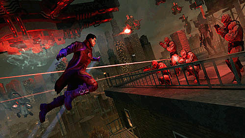 Saints Row 4 review for Xbox 360, PlayStation 3 and PC at GAME