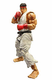 Super Street Fighter IV Play Arts Kai Vol.2 Ryu FigureToys and Gadgets