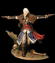 Assassin's Creed IV Edward Kenway FigureGifts