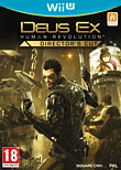 Deus Ex: Human Revolution - Director's Cut Wii U