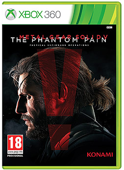 Metal Gear Solid V: The Phantom Pain Day 1 Edition Xbox 360