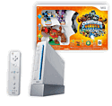 Nintendo Wii: White Console Family Edition With Wii Play, Wii Sports And Skylanders Giants: Starter Pack Wii