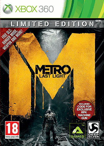 Metro Last Light Review for Xbox 360, PlayStation 3 and PC at GAME