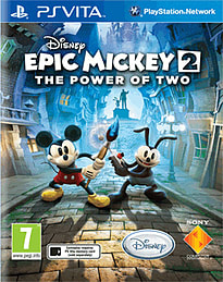 Disney Epic Mickey 2: The Power of TwoPS Vita