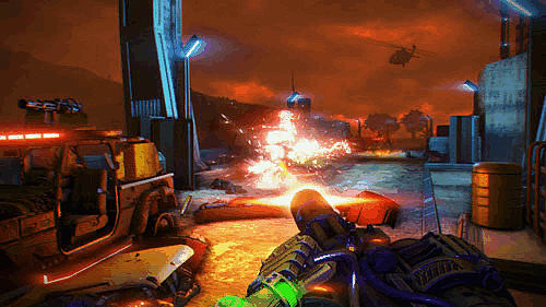 Far Cry 3 Blood Dragon Review for Xbox 360 and PC at GAME