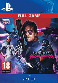 Buy Far Cry 3 Blood Dragon On Playstation Network Game