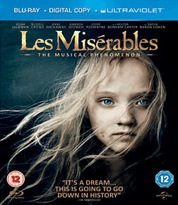 Les MiserablesBlu-ray