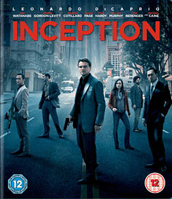 InceptionBlu-ray