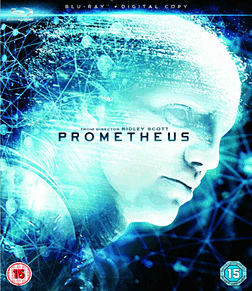 PrometheusBlu-ray