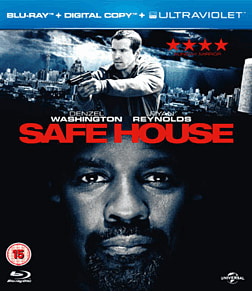 Safe HouseBlu-ray