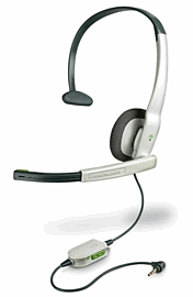 Plantronics GameCom X10 Headset For Xbox 360, EMEAAccessories
