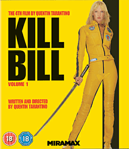 Kill Bill: Volume 1Blu-ray