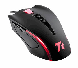 Tt eSPORTS BLACK Element Gaming MouseAccessories
