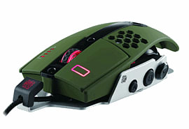 Tt eSPORTS Level 10 Gaming Mouse - GreenAccessories