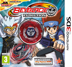 Beyblade Evolution Collector's Edition2DS/3DS
