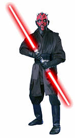 Supreme Deluxe Darth Maul Costume - Adult - LargeClothing and Merchandise