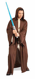 Jedi Hooded Robe - AdultClothing and Merchandise