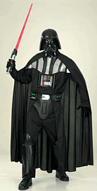 Deluxe Darth Vader Costume - Adult - XLClothing and Merchandise