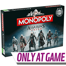 Assassin's Creed MonopolyToys and Gadgets
