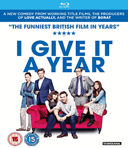 I Give it a YearBlu-ray